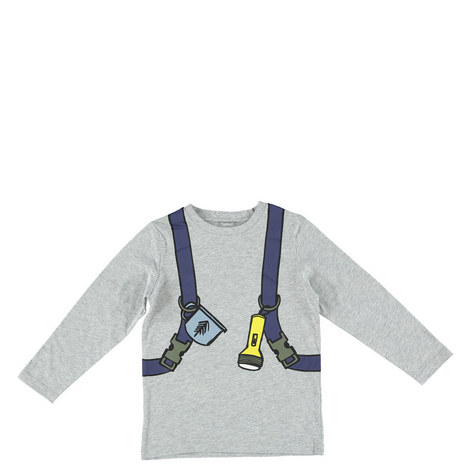 Barley Camping T-Shirt Kids, ${color}