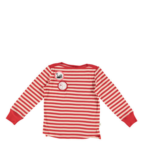 Fiona Patch Applique T-Shirt Kids, ${color}