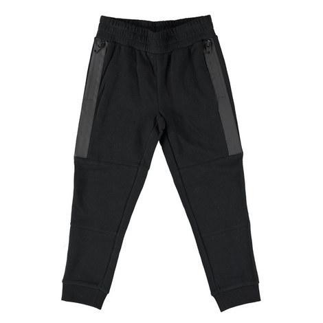 Spike Cuffed Sweatpants Teens, ${color}