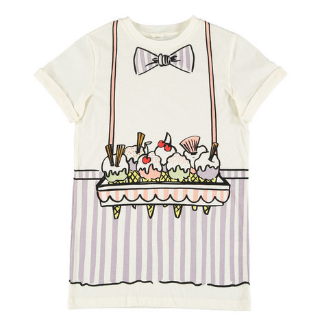 Bongo Ice-Cream Dress Teens, ${color}