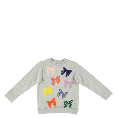Betty Bows Sweatshirt Kids, ${color}