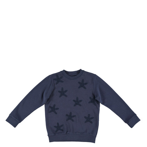 Betty Starfish Sweatshirt Kids, ${color}