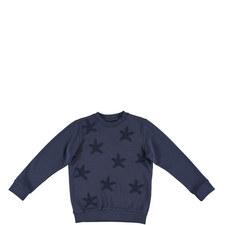 Betty Starfish Sweatshirt Kids