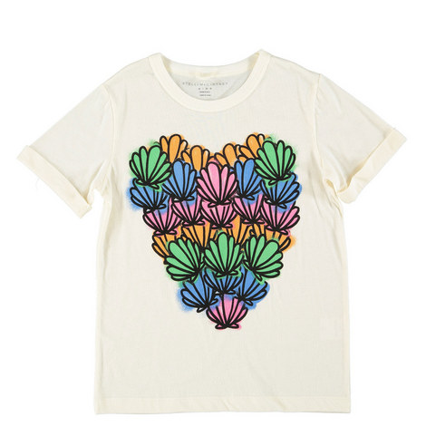 Lolly Printed T-Shirt Teens, ${color}