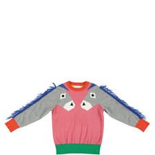 Lucky Donkey Intarsia Knit Kids