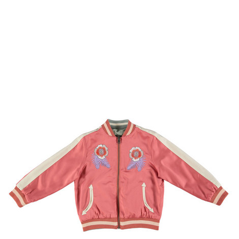 Willow Reversible Bomber Jacket Teens, ${color}