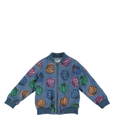 Abbot Shells and Sequins Bomber Jacket Kids