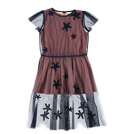 Marigold Starfish Dress Teens, ${color}