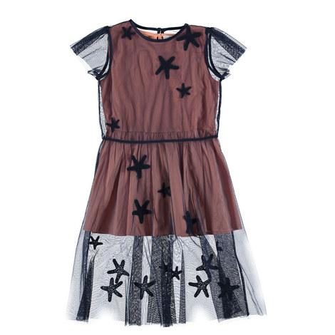 Marigold Starfish Dress Teens, ${color}