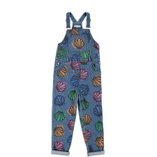 Rudy Shells and Sequins Dungarees Kids