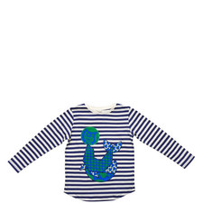 Striped Seal T-Shirt Kids