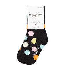 2-Pack Patterned Socks Baby