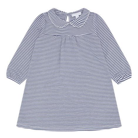 Striped Dress Toddler, ${color}