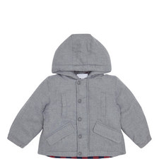 Herringbone Coat Toddler