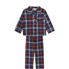 Flannel Check Pyjamas Toddler