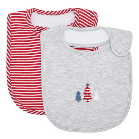 Bc Christmas 2 Bibs:-:1 Size, ${color}