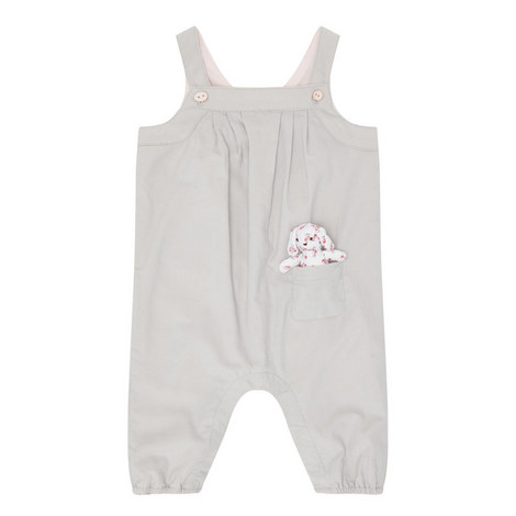 Dungarees & Toy Set Baby, ${color}