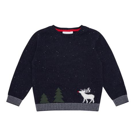 Reindeer Sweater Toddler, ${color}