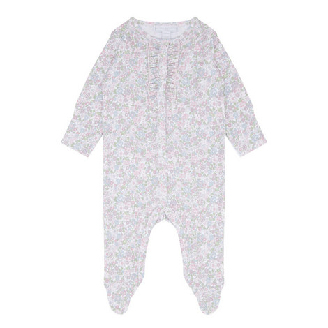 Evie Floral Sleepsuit Baby, ${color}