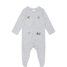 Forest Friends Sleepsuit Baby