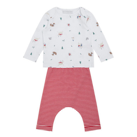 Forest Friends Pyjamas Baby, ${color}
