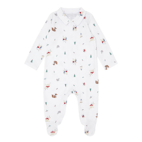 Forest Friends Sleepsuit Baby, ${color}
