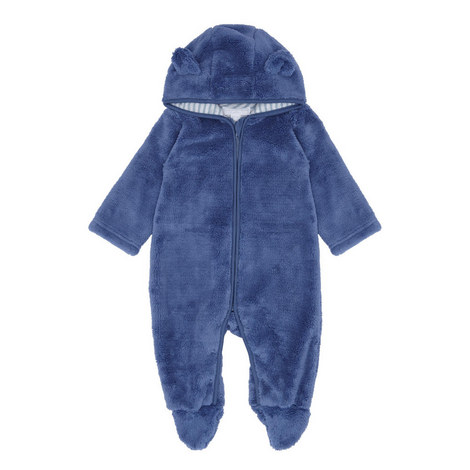 Fleece Sleepsuit Baby, ${color}