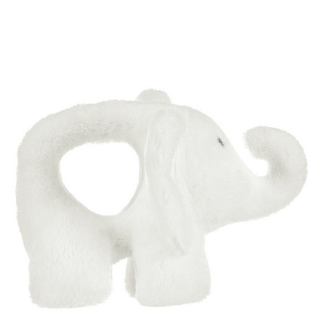 Indy Rattle Elephant Toy, ${color}