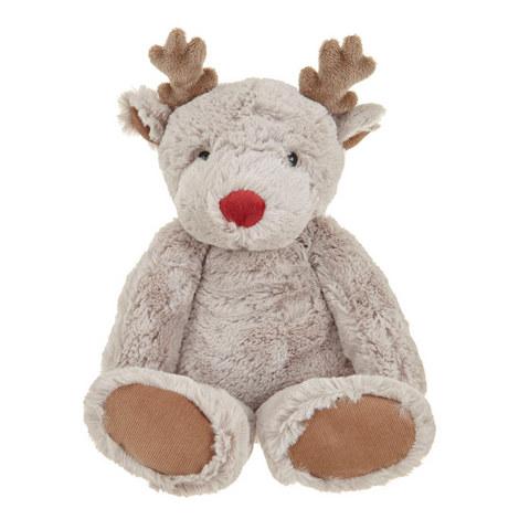 Medium Reindeer Teddy, ${color}