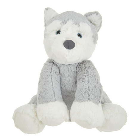 Husky Plush Medium, ${color}
