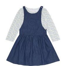 Pinny Dress Set Toddler