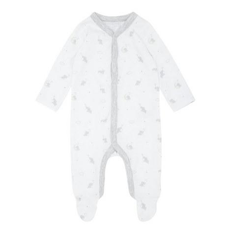 Kimbo Print Sleepsuit Baby, ${color}
