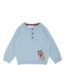 Puppy Sweater Baby