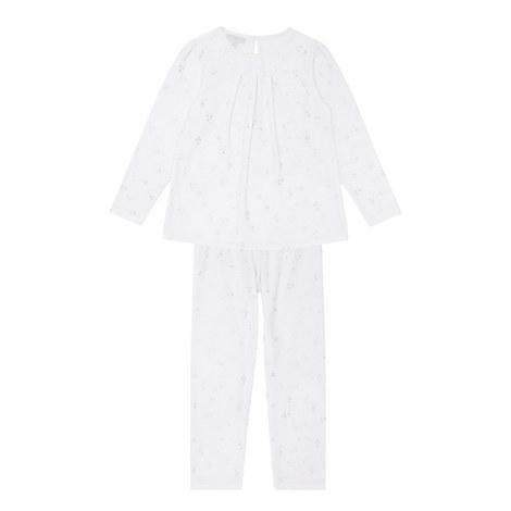 Star Velour Pyjamas Kids, ${color}