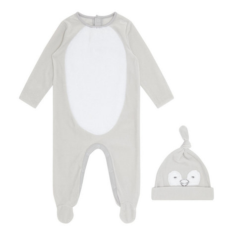 Snowy Sleepsuit and Hat Baby, ${color}