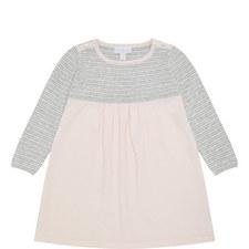 Sparkle Knit Dress Toddler