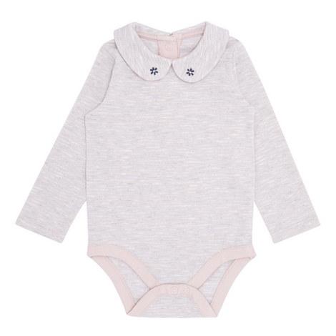 Stripe Bodysuit Baby, ${color}