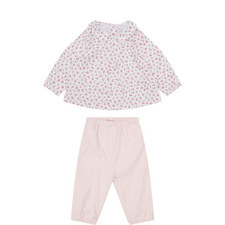 Tulip Blouse and Trousers Set Baby
