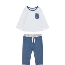 Trousers and T-Shirt Set Baby