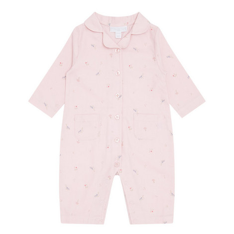 Flannel Sleepsuit Baby, ${color}