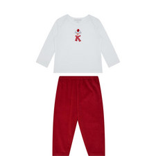 Snowman T-Shirt and Trousers Set Baby
