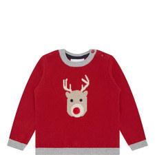 Reindeer Sweater Baby