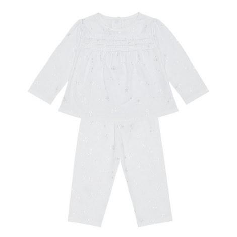 Star Patterned Pyjamas Kids, ${color}