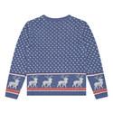 Reindeer Christmas Sweater Kids, ${color}