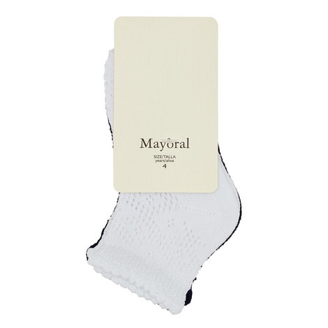 2-Pack Socks - 2-8 Years, ${color}