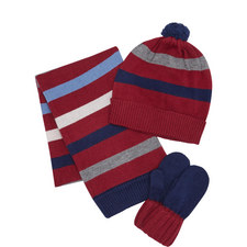 Gloves, Scarf and Hat Set Baby