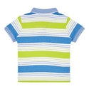 Stripe Polo Shirt Baby, ${color}