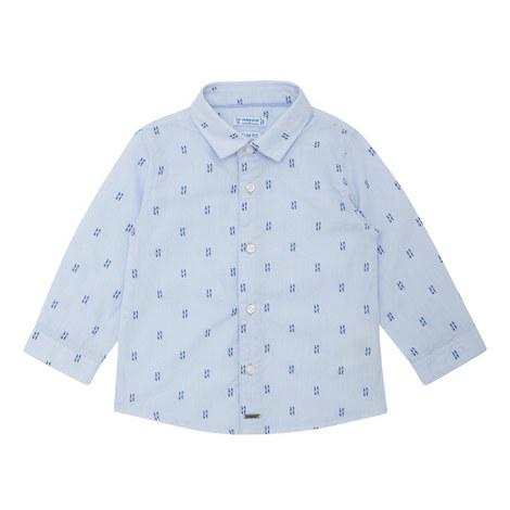Fish Motif Shirt Baby, ${color}