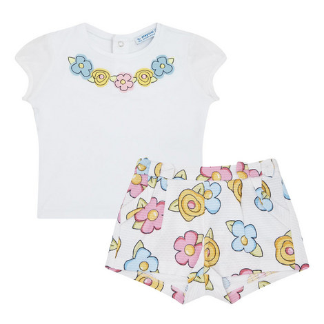 Top and Shorts Set Baby, ${color}