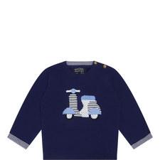 Crew Neck Sweater Baby